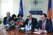 Подлежащее утилизации вооружение списано с баланса ВС Армении