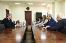 ՏՀՏ ոլորտի բարձր մակարդակի աշխատանքային խմբի հանդիպումը կանցկացվի Հայաստանում