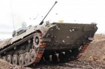В Армении стартовала подготовка российских военнослужащих по вождению в «экстремальных» условиях