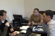 Արգենտինայից հրավիրված մարզչական խումբը կորդինացնելու է Հայաստանի մանկապատանեկան հավաքակաների աշխատանքը