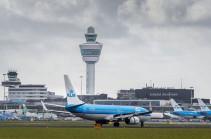 Ոստիկանությունը կրակ է բացել Ամստերդամի օդանավակայանում զինված տղամարդու վրա