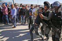 Ավելի քան 260 պաղեստինցի է տուժել իսրայելական ուժայինների հետ բախման հետևանքով