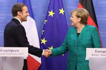 Մերկելը և Մակրոնը որոշել են փոխել Եվրամիությունը