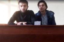 Այլ բան չի մնում, քան ավարտված համարել իշխանությունների հետ քննարկումը. Ուսանողները վերսկսել են հացադուլը (Տեսանյութ)