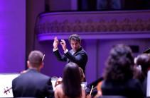 Հայաստանի պետական սիմֆոնիկ նվագախումբը ելույթ կունենա Էլբֆիլհարմոնիայում