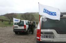 ԵԱՀԿ-ն դիտարկում կանցկացնի Արցախի և Ադրբեջանի սահմանին՝ Ակնայի ուղղությամբ