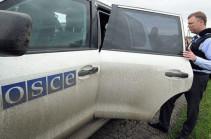 Мониторинг миссии ОБСЕ на границе Карабаха и Азербайджана прошел в соответствии с намеченным графиком