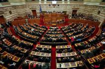 Парламент Греции одобрил пакет реформ для получения кредитного транша