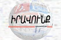 «Иравунк»: Раффи Ованнисян представит на заседании партии «дорожную карту»