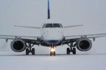 В Хьюстоне из-за непогоды отменили более тысячи рейсов
