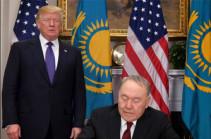Նազարբաևի՝ ԱՄՆ կատարած այցի շրջանակում ստորագրվել է 7 մլրդ դոլարի համաձայնագիր