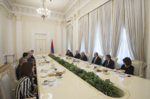 Посетившие Армению лауреаты премии уезжали с сильными впечатлениями. Президент встретился с организаторами премии «За всемирный вклад в сферу информационных технологий»