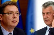 Сербия и Косово договорились продолжить диалог по нормализации отношений