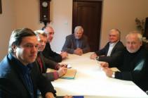 Достигнуто согласие реализовать договоренность по расширению офиса личного представителя действующего председателя ОБСЕ