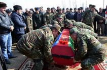 Азербайджан сообщает о гибели военнослужащего