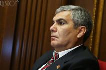 Блок «Елк» обсудит вопрос выдвинутого РПА кандидата в президенты – Арам Саркисян