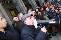 Никол Пашинян: Мы протягиваем руку, возьмите эту руку, выйдите на улицу, покажите, что вы – хозяева