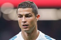 «Манчестер Юнайтед» отказался от трансфера Криштиану Роналду