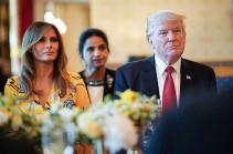 Bloomberg назвал стоимость билета на ужин за одним столом с Трампом