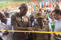 Дрогба оплатил постройку школы в Кот-д'Ивуаре (Видео)