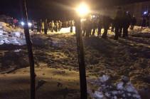 Лавина погребла пятерых турецких солдат на юго-востоке страны