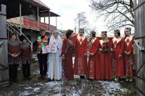 Սանահինի «Հայի տուն». Կենտրոն, որտեղ զբոսաշրջիկները կարող են ծանոթանալ հայկական ծեսերին ու ավանդույթներին. Լուսանկարներ