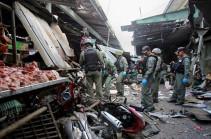 В Таиланде прогремел взрыв на рынке