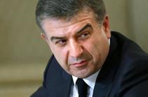 Կարեն Կարապետյան. Հայաստանը կարող է դառնալ մեկնարկային հարթակ ռուսական ձեռներեցների համար