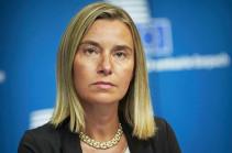 Могерини: только принцип двух государств позволит разрешить ближневосточный конфликт