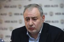 Արմեն Սարգսյանը շատ լուրջ հնարավորություն ունի ընտրվելու ՀՀ նախագահ. Արարատ Զուրաբյան