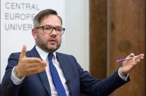 Գերմանիայի ԱԳՆ. ԵՄ-ն պետք է միահամուռ գործի մերձավորարևելյան հակամարտության կարգավորման հարցում