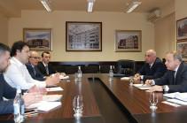 ՌԱՄՕ Գրուպը հակված է Հայաստանում ներդրումային ծրագիր իրականացնելու
