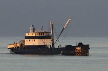 Во Франции затонул траулер «Черная жемчужина»