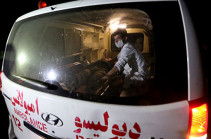 Քաբուլում ահաբեկչության զոհերի թիվը հասել է երեքի
