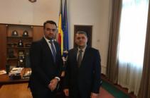 ԵՄ️-Հայաստան համաձայնագիրը հնարավորություն է ստեղծում Ռումինիայի հետ համագործակցության համար. Դեսպան