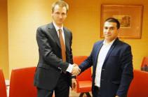 Հայաստանի եռամարտի հայկական ֆեդերացիան Մոսկվայում միջազգային համաձայնագիր է ստորագրել