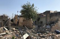Աֆրինում մարտական գործողությունների պատճառով մոտ 104 հազար մարդ է լքել իր տունը