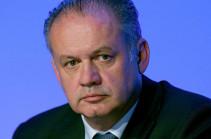 Սլովակիայի նախագահը հրաժարվել է հաստատել նոր կառավարությունը