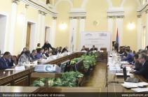 Երևանում մեկնարկել է Ֆրանկոֆոնիայի խորհրդարանական վեհաժողովի քաղաքական հարցերի հանձնաժողովի նիստը