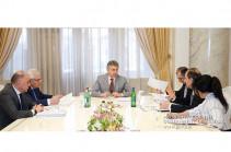 В правительстве Армении обсудили новый порядок расчета строительных работ