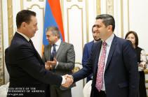 Հայաստանի կառավարության և լեհական «Simed Construction» ընկերության միջև Փոխըմբռնման հուշագիր է ստորագրվել
