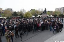 Петрос Макеян предлагает начать на площади Свободы публичный судебный процесс по делу 1 марта