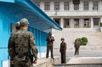 Հարավային Կորեան հայտնել է ԿԺԴՀ-ի հետ բանակցությունների անցկացման օրն ու վայրը