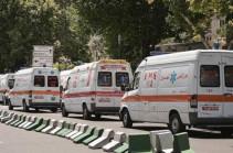 В Иране в результате пожара в чайной погибли 10 человек