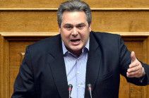 Министр обороны Греции назвал президента Турции сумасшедшим