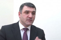 В парламенте состоится открытое голосование по кандидатуре премьер-министра – Геворк Костанян