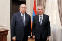 Պատրաստ ենք առաջ մղելու ԵՄ հետ քաղաքական երկխոսությունը. Արմեն Սարգսյանն ընդունել է Պյոտր Սվիտալսկիին