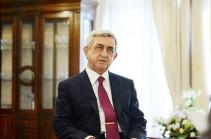 Հայաստանի ՀՆԱ-ն 2,1 անգամ ավելացել է` բնական է, որ զարգացում կա. Սերժ Սարգսյան