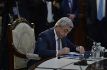 Նաիրի Պետրոսյանը նշանակվել է վարչապետի օգնական