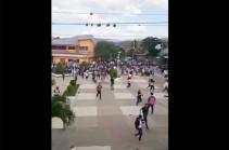 Նիկարագուայում 10 մարդ է մահացել բողոքի ցույցերի ժամանակ (Տեսանյութ)